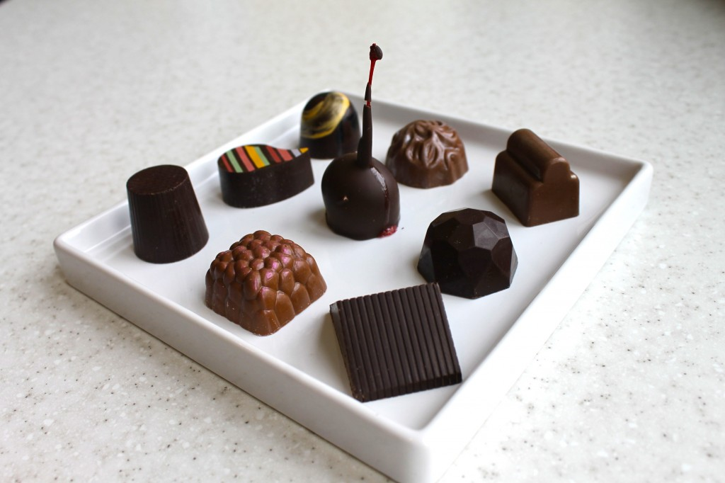 Cholcolate Barr's Candies, chocolate, stratford, chocolate trail