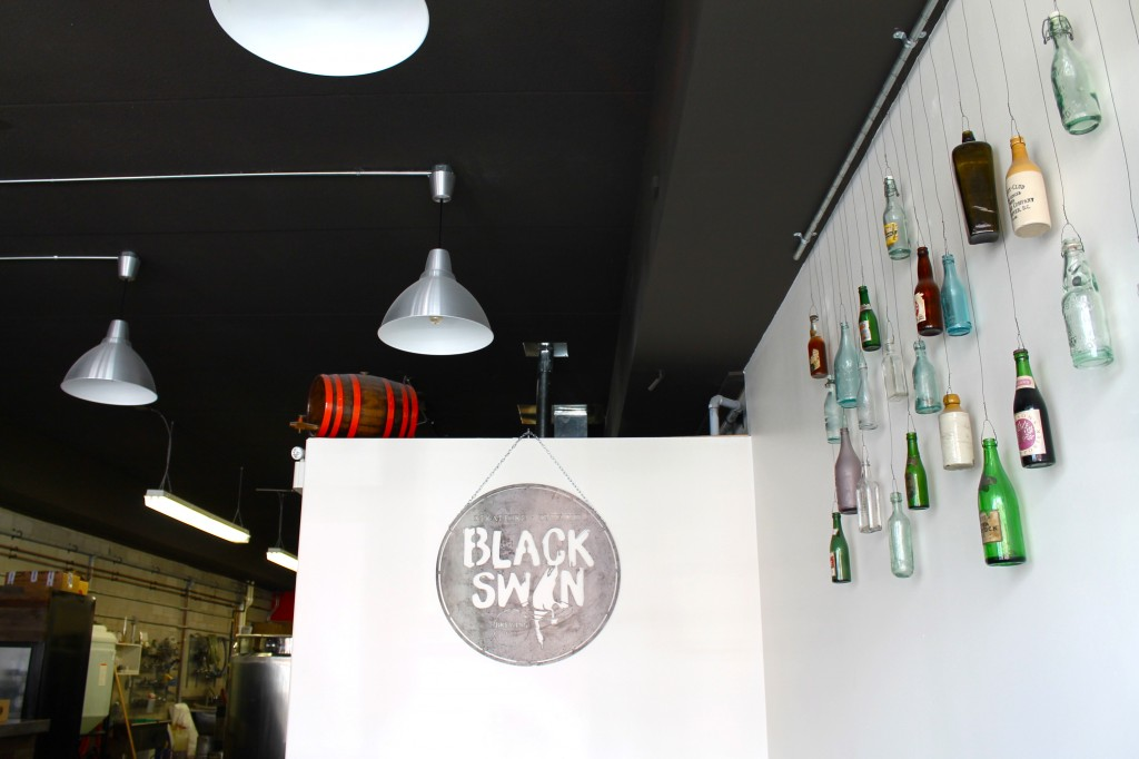 Black Swan Brewing Co., craft beer, stratford
