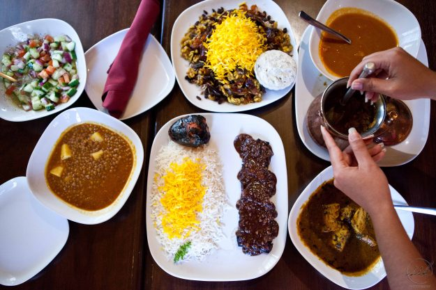 Rayhoon Persian Eatery, Restaurants in Burlington, Burlington, Persian food, Iranian food