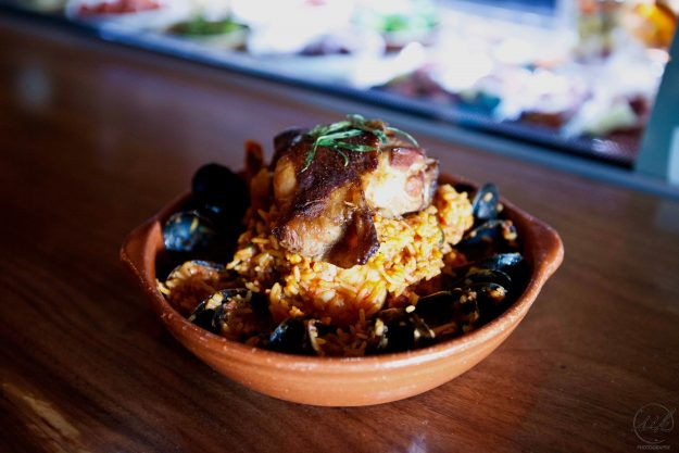 Barra Fion, Restaurants in Burlington, restaurant, tapas, paella