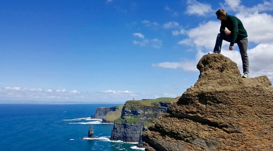 Cliffs, Moher, County Clare, Ireland, Authentic Ireland