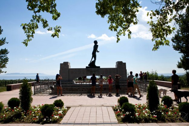 Thunder Bay Terry Fox Monument