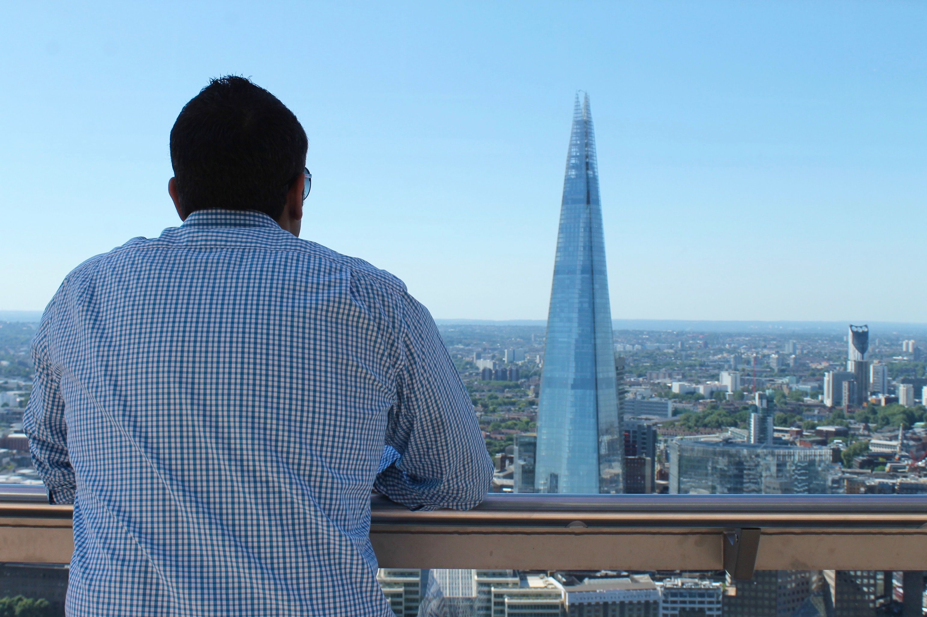 Best Views Of London The Curious Creaturethe Creature