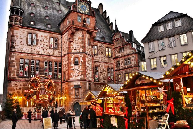 underrated christmas markets in germany marburg christmas market - When Is Christmas In Germany