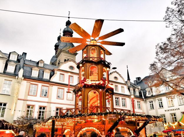 underrated christmas markets in germany koblenz christmas market - Christmas Market Germany