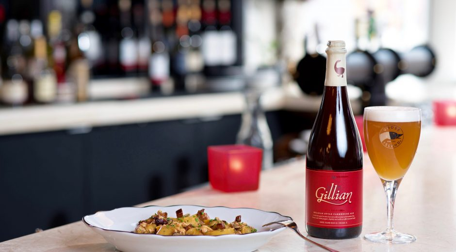 Goose Island's Limited Release of Gillian in Toronto, rare beer, sour