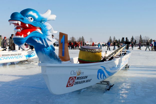 Ice Dragon Boat Festival, Ottawa In The Winter, Winterlude, weekend getaway Ontario