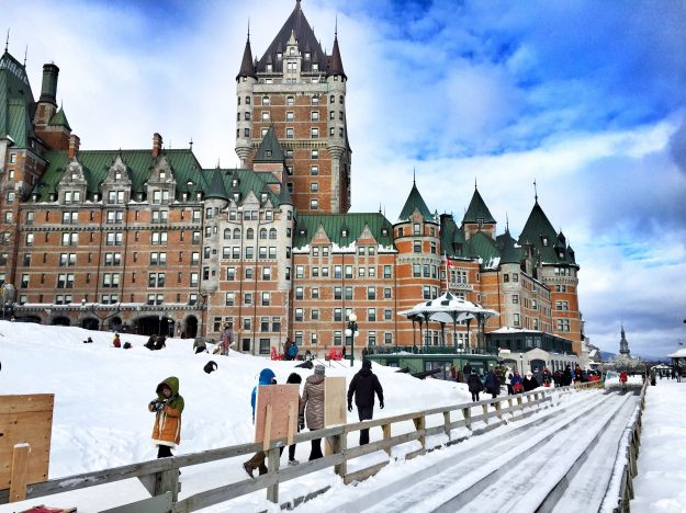 Weekend Escape Quebec Winter Carnival Guide The Curious - Quebec winter carnival