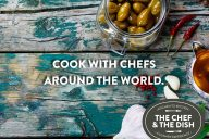 The Chef & The Dish, online cooking classes