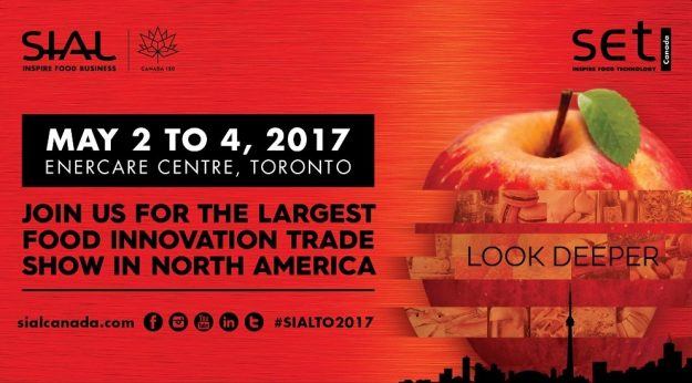 Sial 2017 Trade Show In Toronto, Food industry exhibition