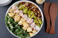 Carisma Potato Chickpea Power Bowl Recipe