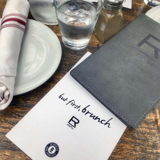 Bruch at Refinery Rooftop NYC