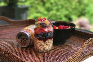 Tropical Overnight Oats Recipe, Quaker Oats