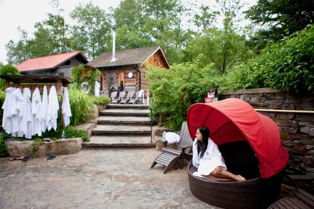 Scandinave Spa And Grey County