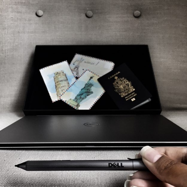 Dell XPS 13 2-in-1 laptop and tablet
