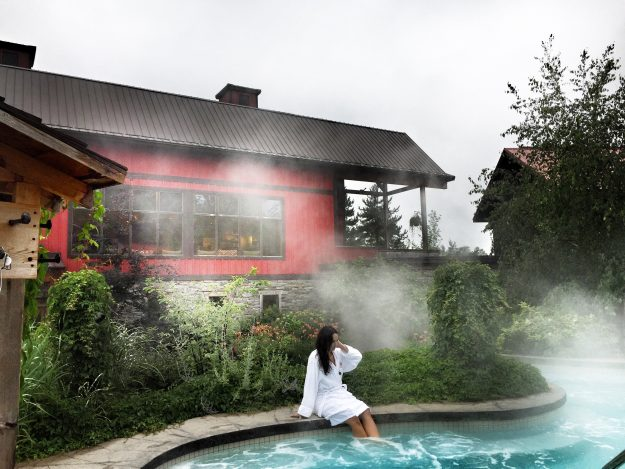Girls' Weekend Getaway At Scandinave Spa Blue Mountain