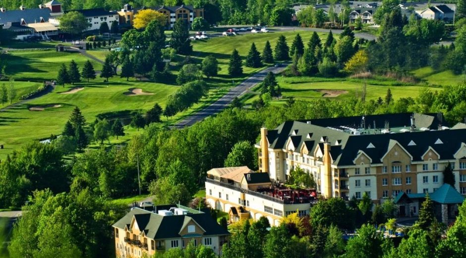Where To Stay And Play In The Eastern Townships, L'hôtel Château-Bromont, Quebec
