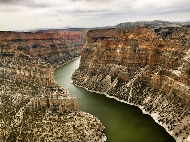 Road Trip Itinerary Through Wyoming, Bighorn Canyon With Hidden Treasures