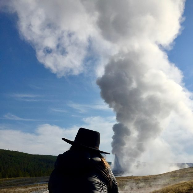Road Trip Itinerary Through Wyoming, Old Faithful