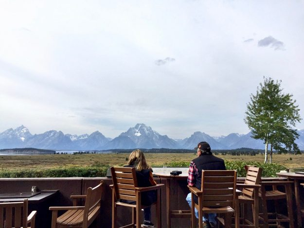 Road Trip Itinerary Through Wyoming, Jackson Lake Lodge, Grand Teton