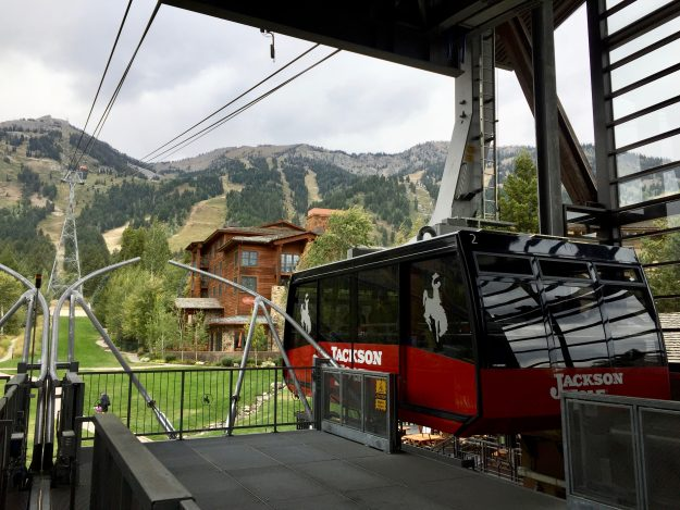Road Trip Itinerary Through Wyoming, Aerial Tram, Jackson Hole