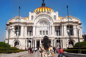 Girls' Getaway To Mexico City