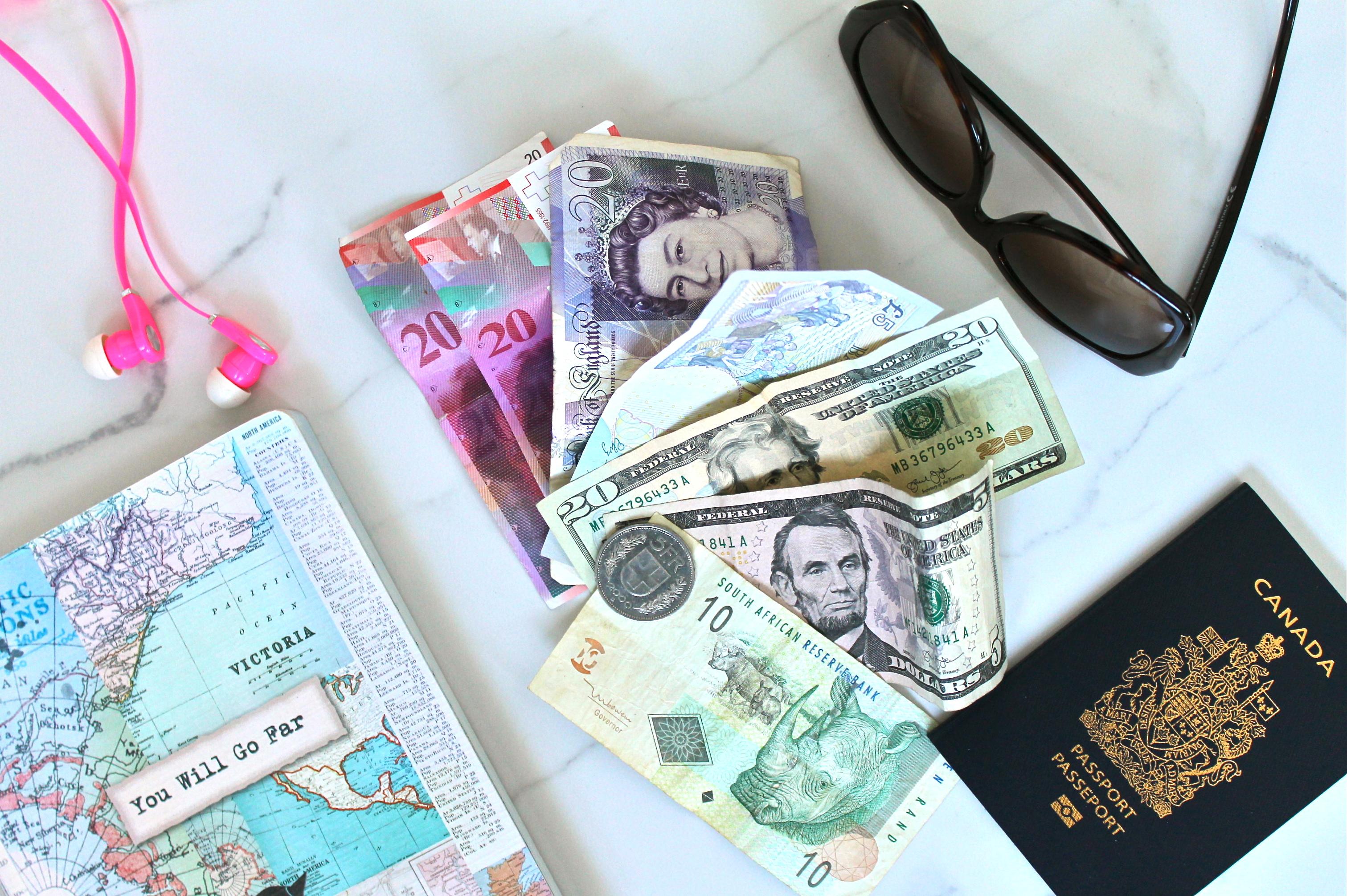 Travel Essentials Cibc Foreign Cash Online
